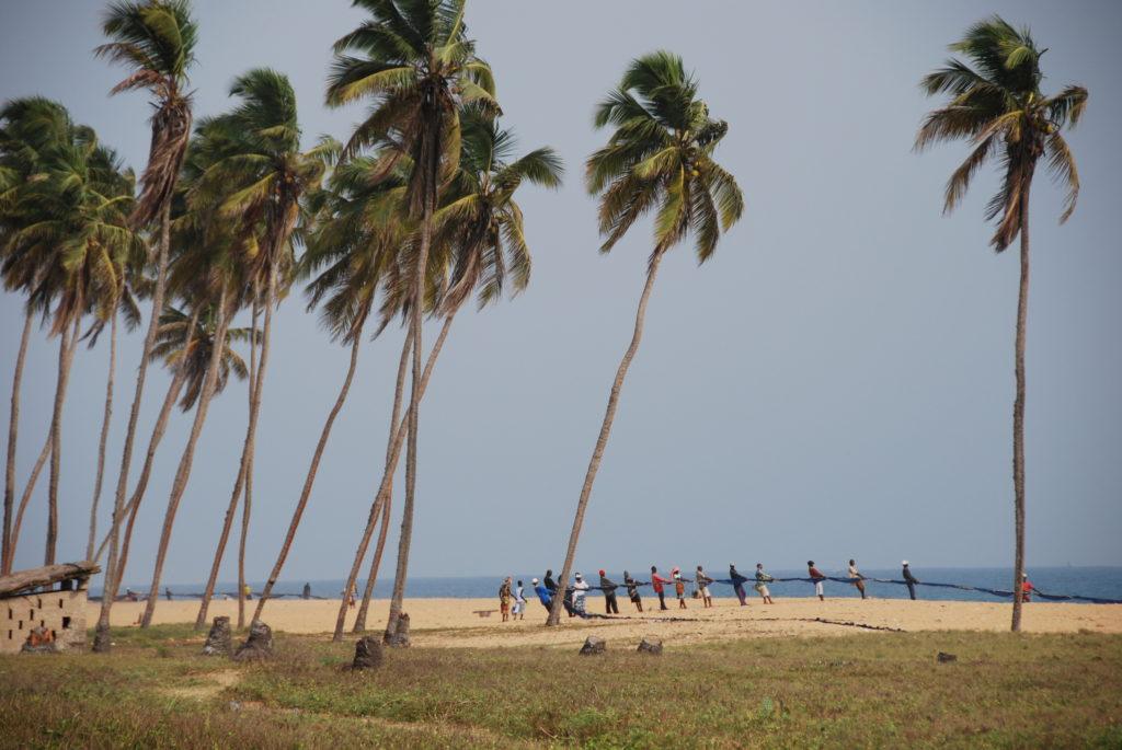 Pêcheurs du Bénin